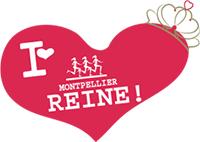 logo La Montpellier Reine
