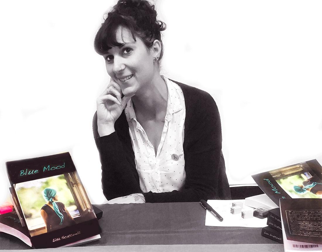 Lisa Scattarelli présidente de l'association Le Jour d'Après