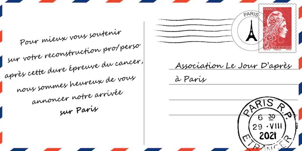 Association Le Jour D'après à Paris